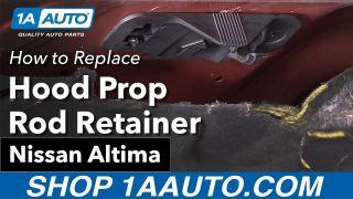 NISSAN OEM 02-06 Altima Hood-Support Rod Clip 657228J000