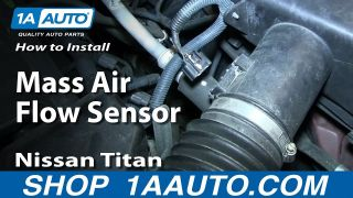 New Mass Air Flow Sensor for Nissan Pathfinder 1998 to 2004