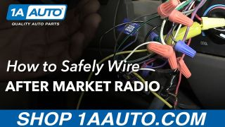 What to do and not When Installing (Car Stereo Wiring)