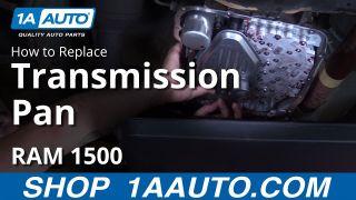 Transmission Pan for 99-09 Chrysler Dodge Jeep 3.7L 4.7L 5.7L 6.7L 4WD 5013681AA