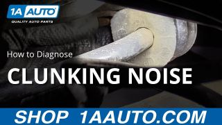 Clunking Noise When Driving Your Car, SUV or Truck Over Bumps?