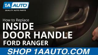Interior Genuine Ford F37Z-1021819-A Door Handle