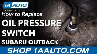 1AOSU00018-Oil Pressure Sender