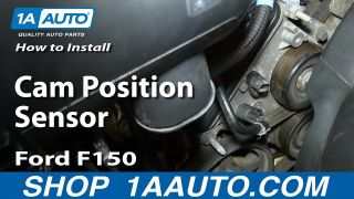 How To Replace Cam Position Sensor 4.6L V8 Ford F150