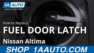 NSFDR00001-Nissan Infiniti Fuel Door Latch