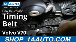 1ATBK00041-Volvo (High Quality) Timing Belt and Component Kit
