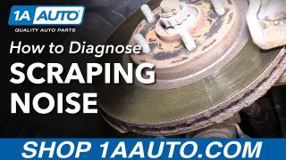How to Diagnose a Car Wheel Scraping Noise Brakes or Dust Shield