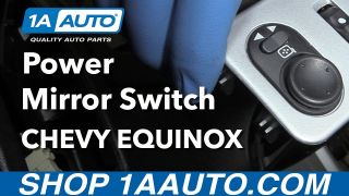 How to Replace Power Mirror Switch 05-09 Chevy Equinox