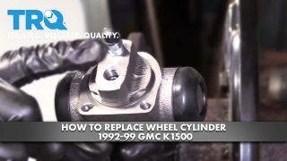 For 1992-1999 GMC C1500 Wheel Cylinder Rear Dorman 43584VY 1995 1998 1994 1993