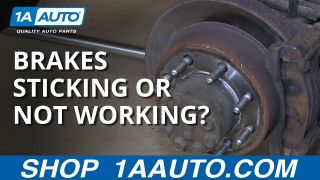 Brakes too Sticky or Not Working on your Truck