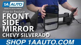 TRMRP00012-Chevy GMC Mirror Set