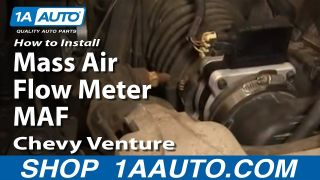 Delphi AF10056 Mass Air Flow Sensor Meter for Chevy GMC Pontiac Brand New