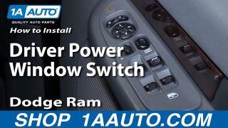 Standard Motor Products DWS-569 Power Window Switch