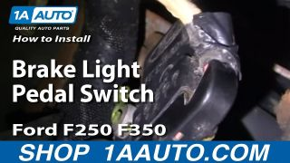 1AZMX00027-Ford Lincoln Mercury Brake Light Switch