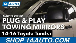 1AMRP01768-2014-19 Toyota Tundra Mirror Set
