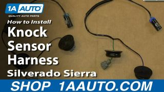 1AEEK00589-Chevy GMC Pontiac Cadillac Hummer Engine Knock Sensor & Harness  Kit