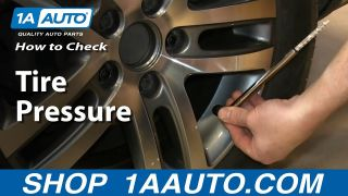Beginner Car Care: Tire Pressure How to Check Inflate and Deflate Tires