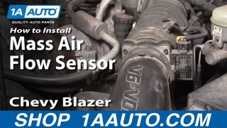 1AEAF00003-Mass Air Flow Sensor with Housing
