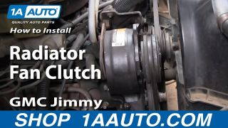 1ARFC00011-Radiator Fan Clutch