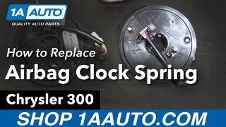Air Bag Clockspring Mopar 5135965AC