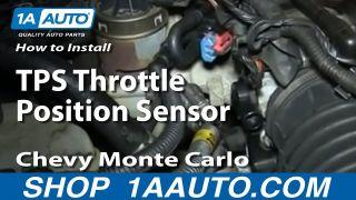 Throttle Position Sensor TPS Sensor CADILLAC DEVILLE ELDORADO ESCALADE SEVILLE