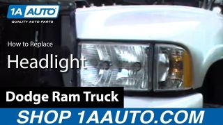 TYC 20-3016-78-1 Dodge Right Replacement Head Lamp