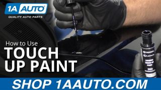 How to Use Touch Up Paint on any Vehicle