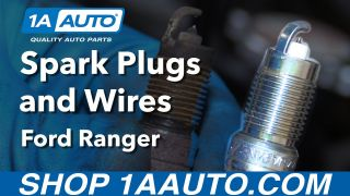 Spark Plug Wire Set MOTORCRAFT WR-6120