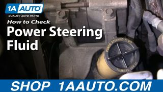 Auto Repair How to CheckAdd Power Steering Fluid to My Car or Truck