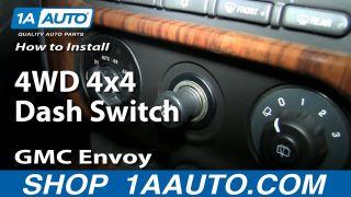 Dorman 901-064 Four Wheel Drive Switch