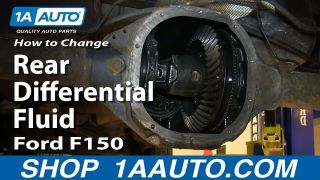 Rear Differential Fluid Change >> How To Change Rear Differential Gear Oil 98 06 Suzuki Xl 7 And Grand