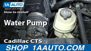 For Buick Cadillac Chevy GMC Pontiac Saab Saturn V6 Engine Water Pump /& Gasket