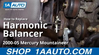 Dorman 594-311 Serpentine Harmonic Balancer