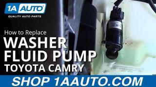 1991 ls400 washer pump