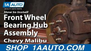 TKSHS00404-Chevy Pontiac Saturn Front Wheel Bearing & Hub Assembly Pair