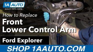 Moog Pair Rear Stabilizer Bar Links Ford Explorer Sport Track Mountaineer 06-10