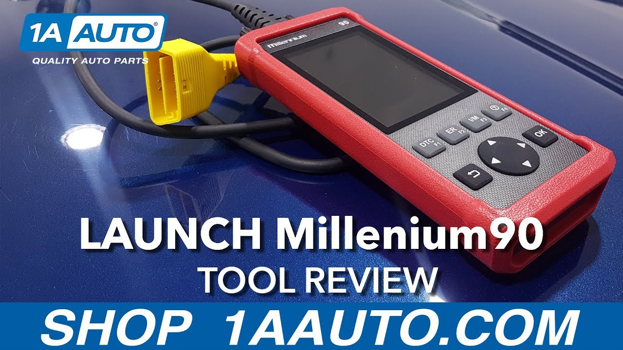 Launch Millennium 90 - Available at 1AAuto.com