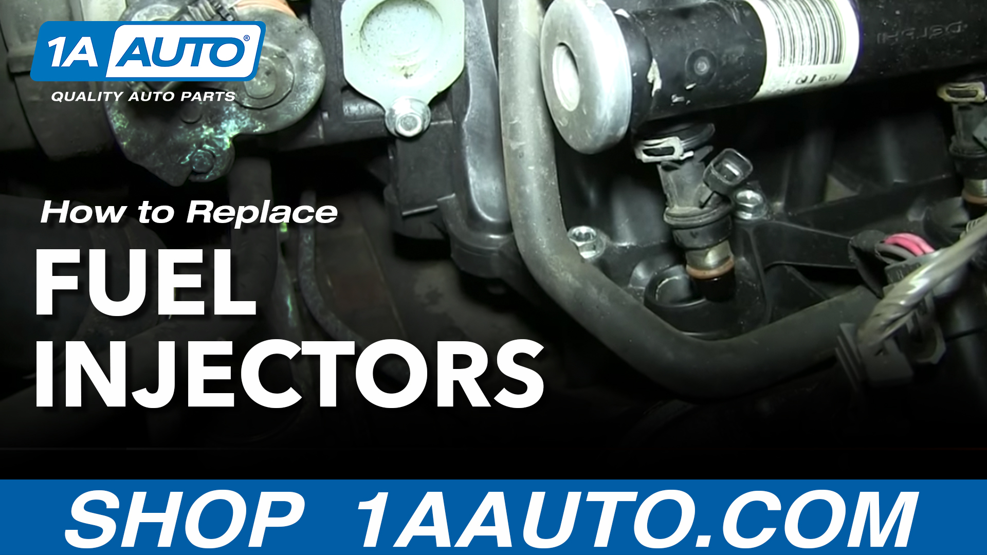 How To Replace Fuel Injectors 01