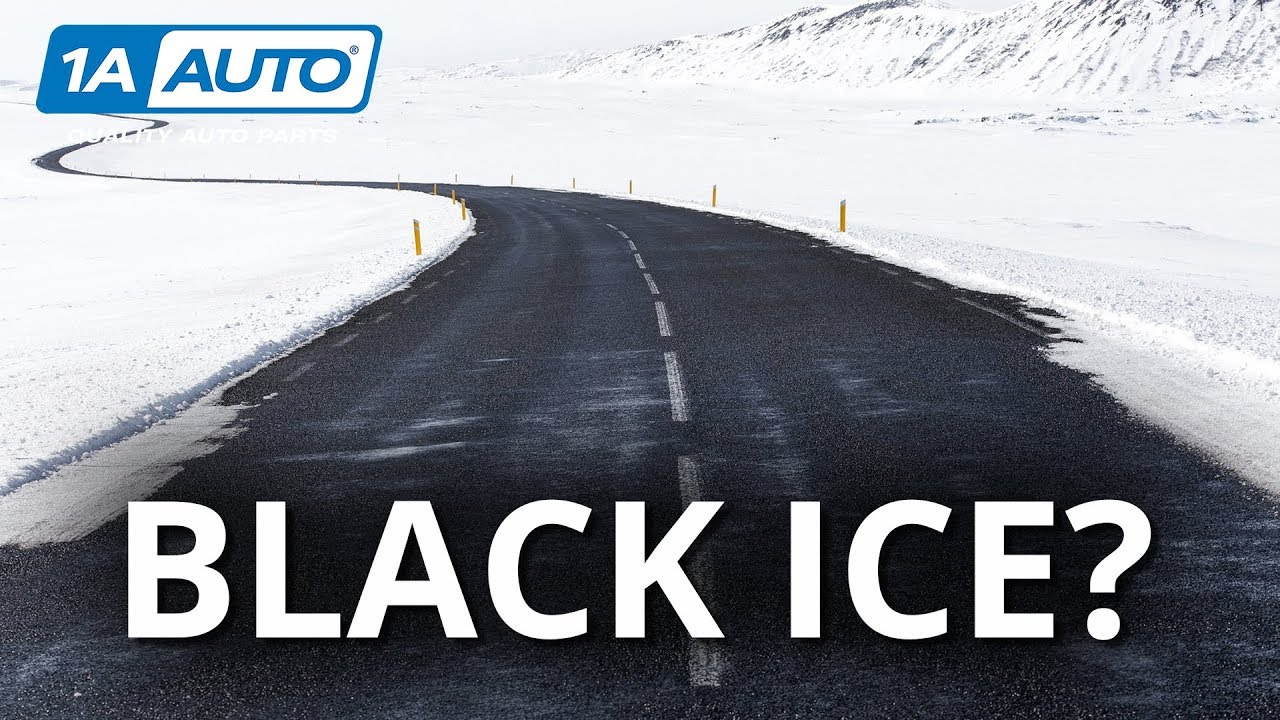 What is Black Ice on the Road?