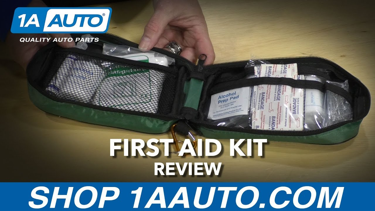 First Aid Kit - Available at 1AAuto.com