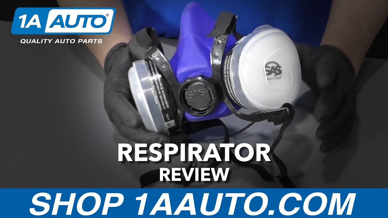 Respirator - Available at 1AAutocom