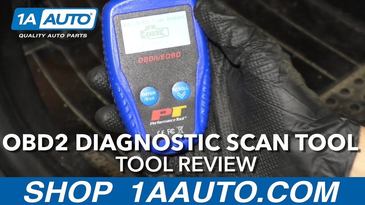 OBD2 Diagnostic Scan Tool - Available at 1AAuto.com