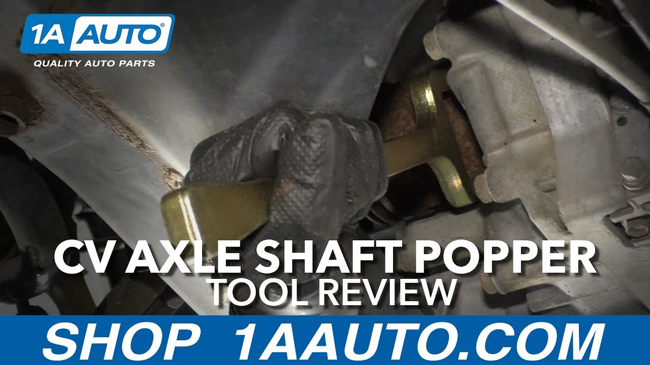 CV Axle Shaft Popper Tool - Available at 1AAuto.com