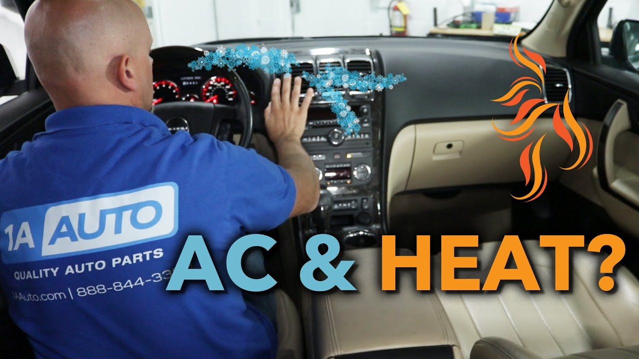 Cold Heat Hot AC Diagnose Temperature Problems In Your Car or Truck