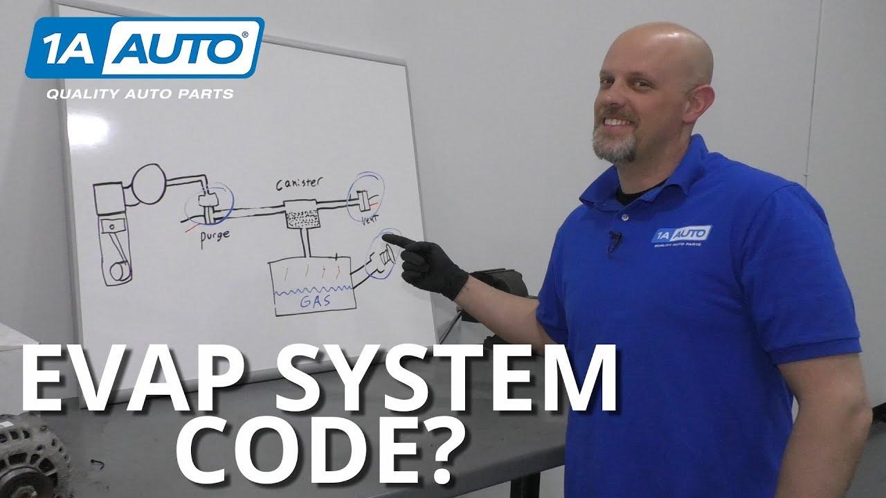 EVAP Explained: Why Do I Have an EVAP Code?