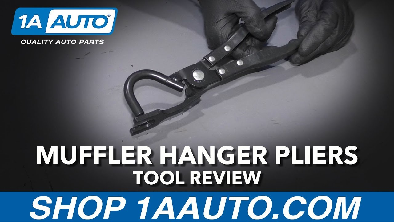 Muffler Hanger Removal Pliers - Available at 1AAuto.com