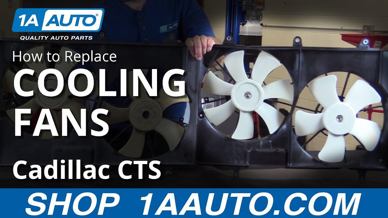 Cadillac Sts Fan Wiring | Wiring Diagram