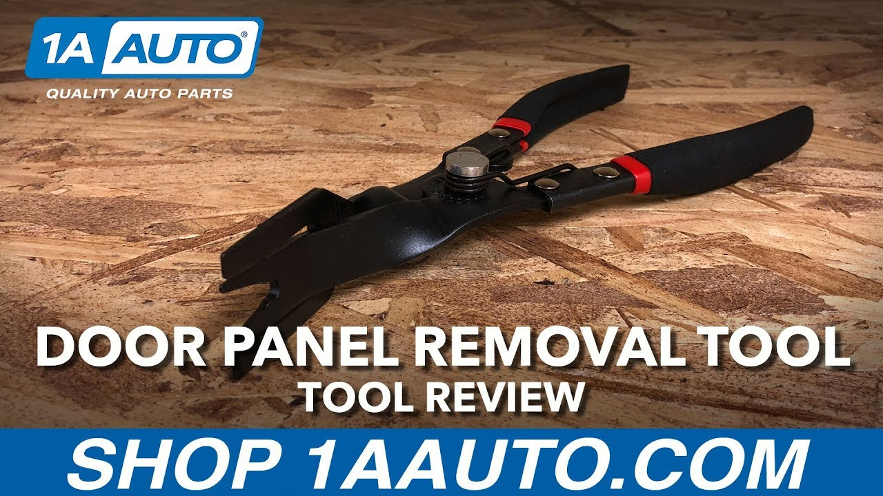 Trim Clip Removal Pliers Available on 1AAuto.com