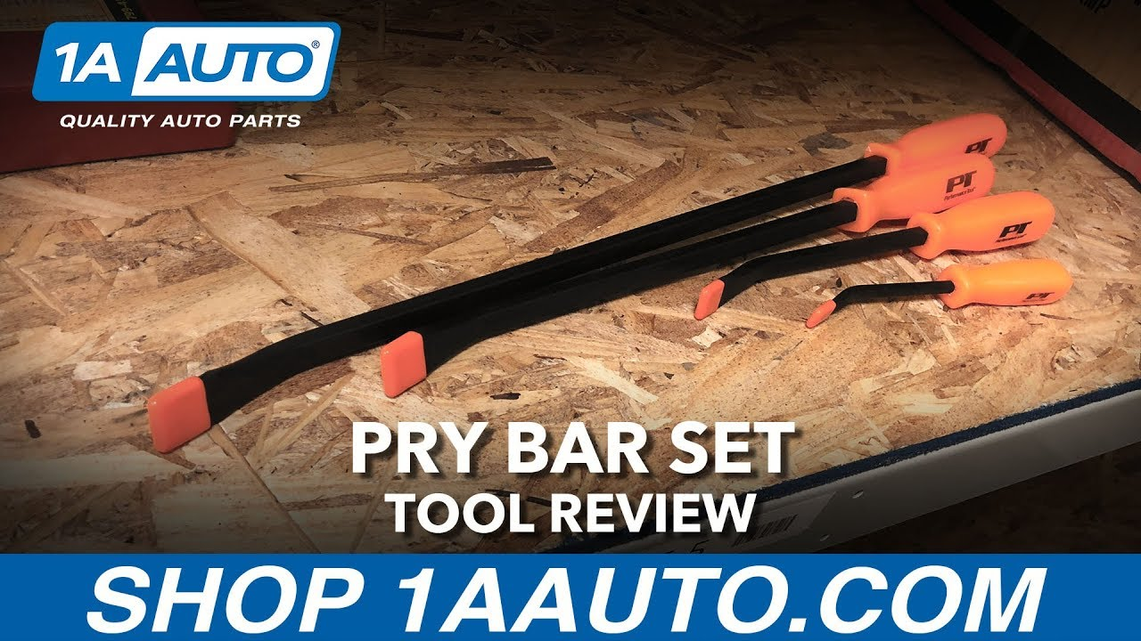 Pry Bar Set - Available on 1aauto.com
