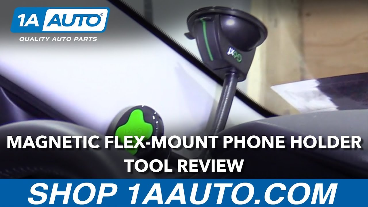 Magnetic Flex Mount Phone Holder